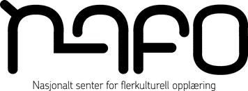 Logo The National Centre for Multicultural Education (NAFO)