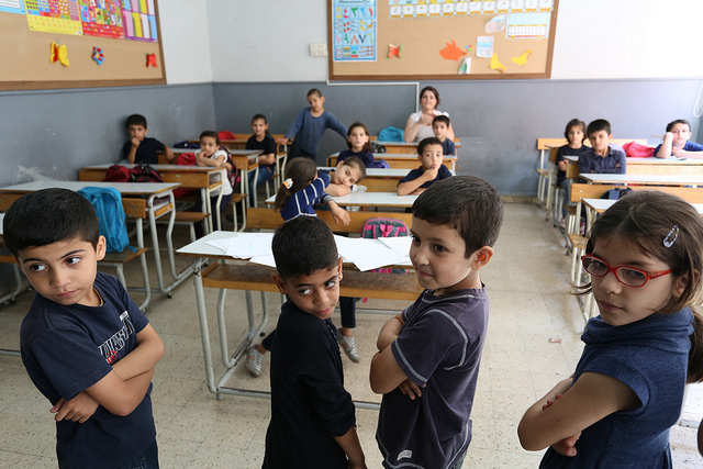 Banner MULTI‐COUNTRY PARTNERSHIP TO ENHANCE THE EDUCATION OF REFUGEE AND ASYLUM‐SEEKING YOUTH IN EUROPE