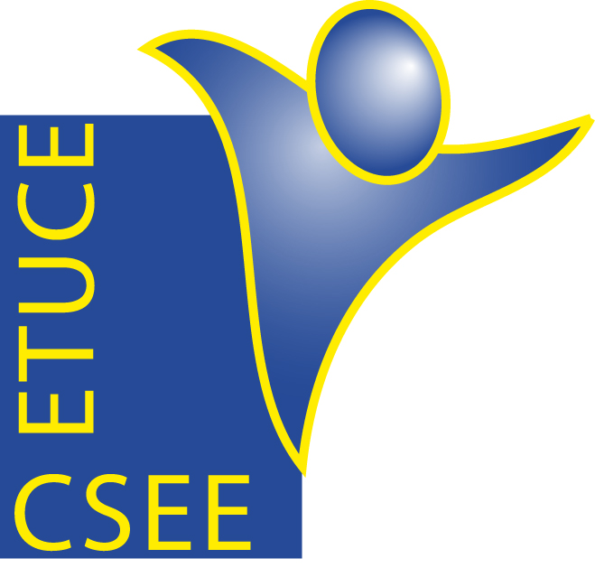 Logo The European Trade Union Committee for Education (ETUCE)