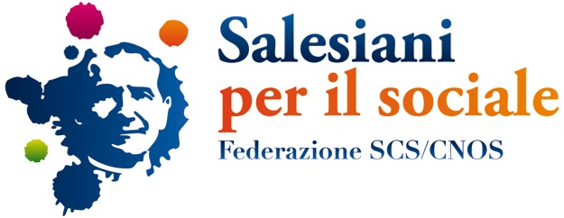 Logo SCS/CNOS Federation - Salesian for Social Work