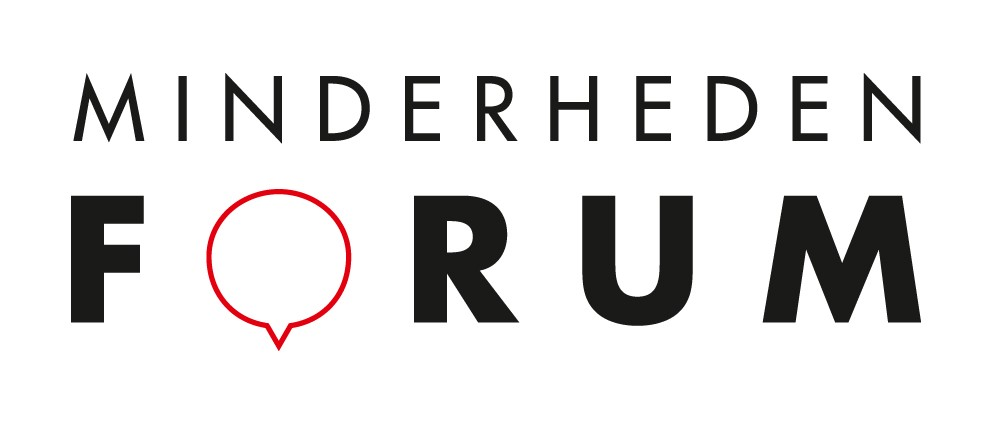 Logo Minderhedenforum - The Forum of Ethnic Minorities