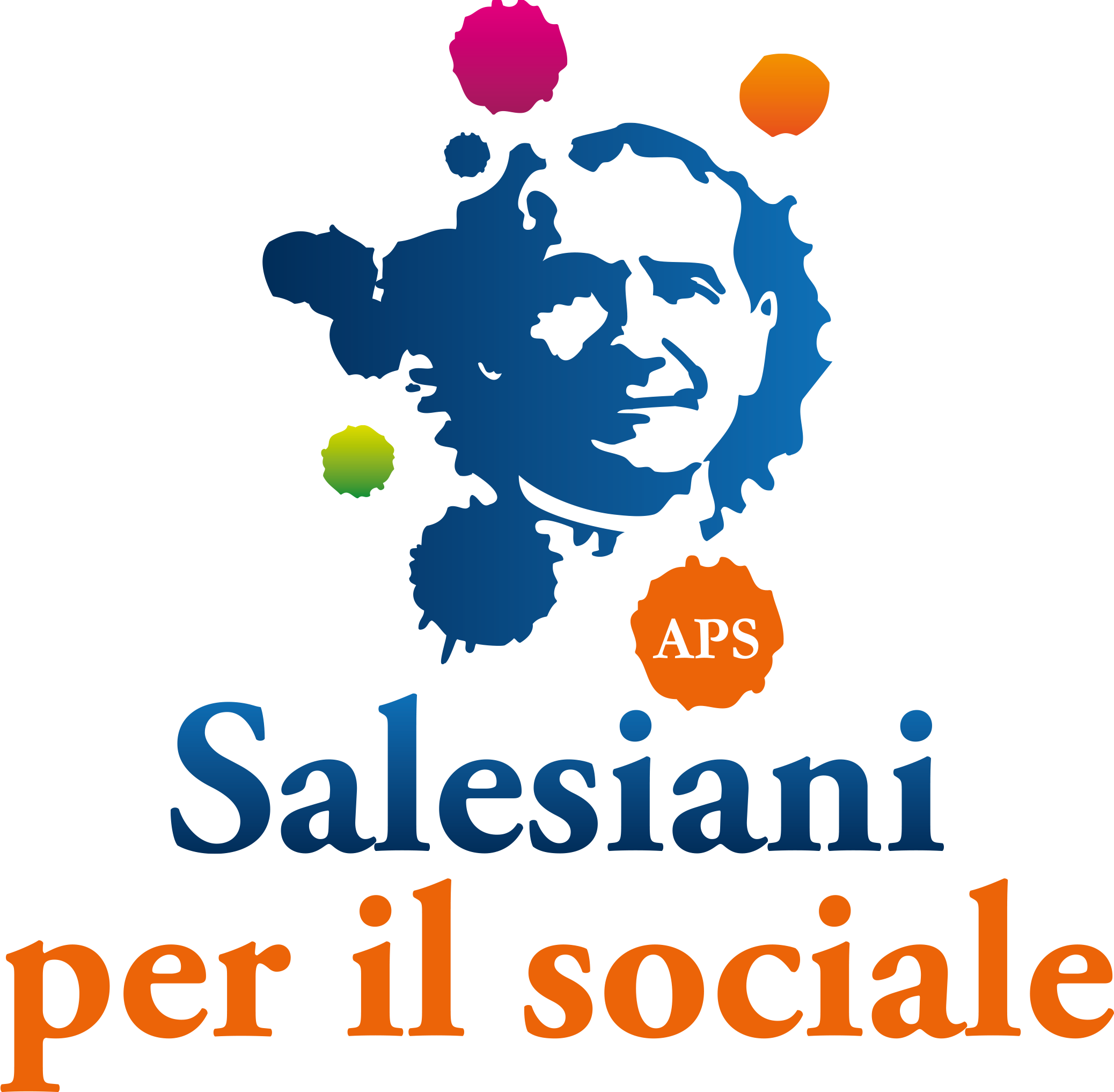 Logo Salesiani per Sociale APS - National Centre of Salesian Works